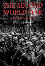 The Second World War : A World in Flames - Sir Max Hastings