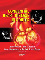 Congenital Heart Disease in Adults - Jana Popelova