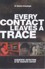 Every Contact Leaves a Trace - Zakaria Erzinclioglu