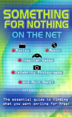 Something for Nothing on the Net - Tim Dedopulos