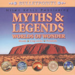 Myths & Legends : Worlds of Wonder : Bulletpoints - Druids - Crop Circles - Pyramids -  Vic Parker