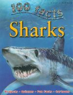 100 Facts : Sharks : Projects, Quizzes, Fun Facts, Cartoons - Steve Parker
