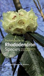 Pocket Guide to Rhododendron Species - Based on the Descriptions of H.H. Davidian : Based on the Descriptions by H.H. Davidian - J.F. McQuire