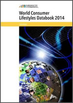 World Consumer Lifestyles Databook 2014 : Key Trends - Euromonitor International