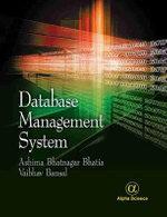 Database Management System - Ashima Bhatnagar Bhatia