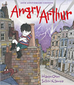 Angry Arthur - Hiawyn Oram