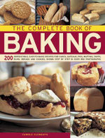 The Complete Book of Baking - Carole Clements
