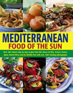 Mediterranean Food of the Sun - Jacqueline Clark