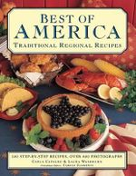 Best of America : Traditional Regional Recipes - Carla Capalbo
