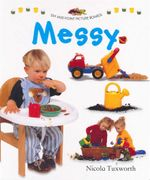 Messy : Say And Point Picture Boards - Nicola Tuxworth