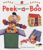 Peek-a- Boo  : Say and Point Picture Boards