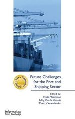 Future Challenges for the Port and Shipping Sector : The Grammenos Library - Hilde Meersman