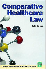 Comparative Healthcare Law - Peter De Cruz