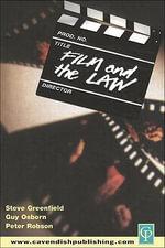 Film & the Law - Steve Greenfield