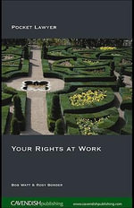Your Rights at Work - Bob Watt