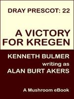 A Victory for Kregen [Dray Prescot #22] - Alan Burt Akers