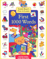 Teddy Bears Fun to Learn : First 1000 Words : Ask A Question - Nicola Baxter