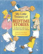 My Little Treasury of Bedtime Stories - Nicola Baxter