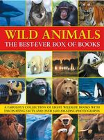 Wild Animals : The Best-ever Box of Books - Barbara Taylor