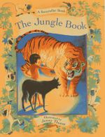 A Storyteller Book : The Jungle Book - Rudyard Kipling
