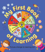 Kaleidoscope Book: My First Book of Learning : Pictures Change for Learning Fun! - Nicola Baxter