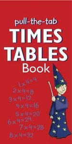 Pull-the-tab Times Tables Book - Vivian Head