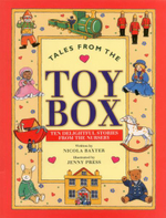 Tales from the Toy Box : Ten Delightful Stories from the Nursery - Nicola Baxter