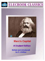 Marx's Capital : A Student Edition - Karl Marx