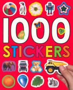 1000 Stickers - Roger Priddy