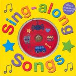 Sing-Along Songs with CD : Sing-along Books - Roger Priddy