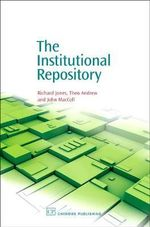 The Institutional Repository - Richard Jones