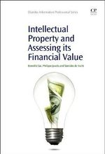Intellectual Property and Assessing its Financial Value - Benedikt Sas