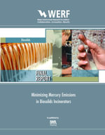 Minimizing Mercury Emissions in Biosolids Incinerators : Werf Report 04-Cts-7t - Hensman Carl E Water Environment Researc