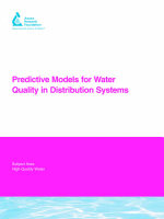 Predictive Models for Water Quality in Distribution Systems : AwwaRF Report: 91023F - J Clement
