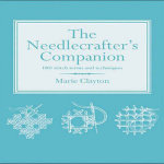 The Needlecrafter's Companion : 1001 Stitch Terms and Techniques - Marie Clayton
