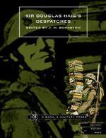 Sir Douglas Haig's Despatches