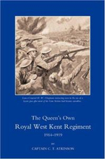 Queen's Own Royal West Kent Regiment,1914 - 1919 - C. T. Atkinson