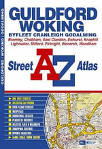 Guildford Street Atlas - Geographers' A-Z Map Company