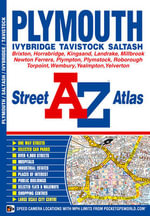 Plymouth Street Atlas - Geographers' A-Z Map Company
