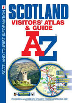 Scotland Visitors' Atlas and Guide - Geographers' A-Z Map Company