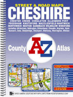 Cheshire A-Z County Atlas - Geographers' A-Z Map Company
