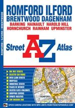 Romford and Ilford Street Atlas - Geographers' A-Z Map Company
