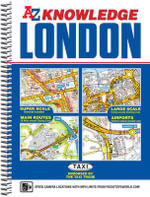 London Knowledge Atlas - Geographers' A-Z Map Company
