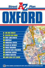 Oxford Street Plan - Geographers A-Z Map Co Ltd