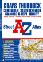 Grays and Thurrock Street Atlas - Geographers' A-Z Map Company