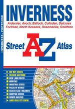 Inverness Street Atlas - Geographers' A-Z Map Company