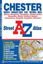 Chester Street Atlas - Geographers' A-Z Map Company