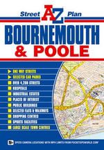 Bournemouth and Poole Street Plan - Geographers' A-Z Map Company