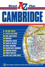 Cambridge Street Plan - Geographers' A-Z Map Company