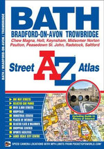 Bath Street Atlas - Geographers' A-Z Map Company